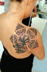 010. mandala dotwork ornament zada cover  tattoo
